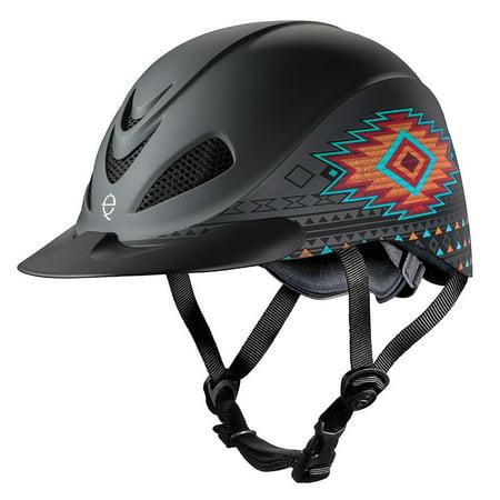 Horse Riding Helmet - Troxel Performance Headgear  Troxel Southwest Rebel Horse Riding Helmet