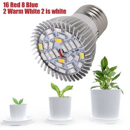 Led Grow Lights Plants - LED Plant Grow Light E27 Hydroponics For Indoor Greenhouse Flower Grow Box
