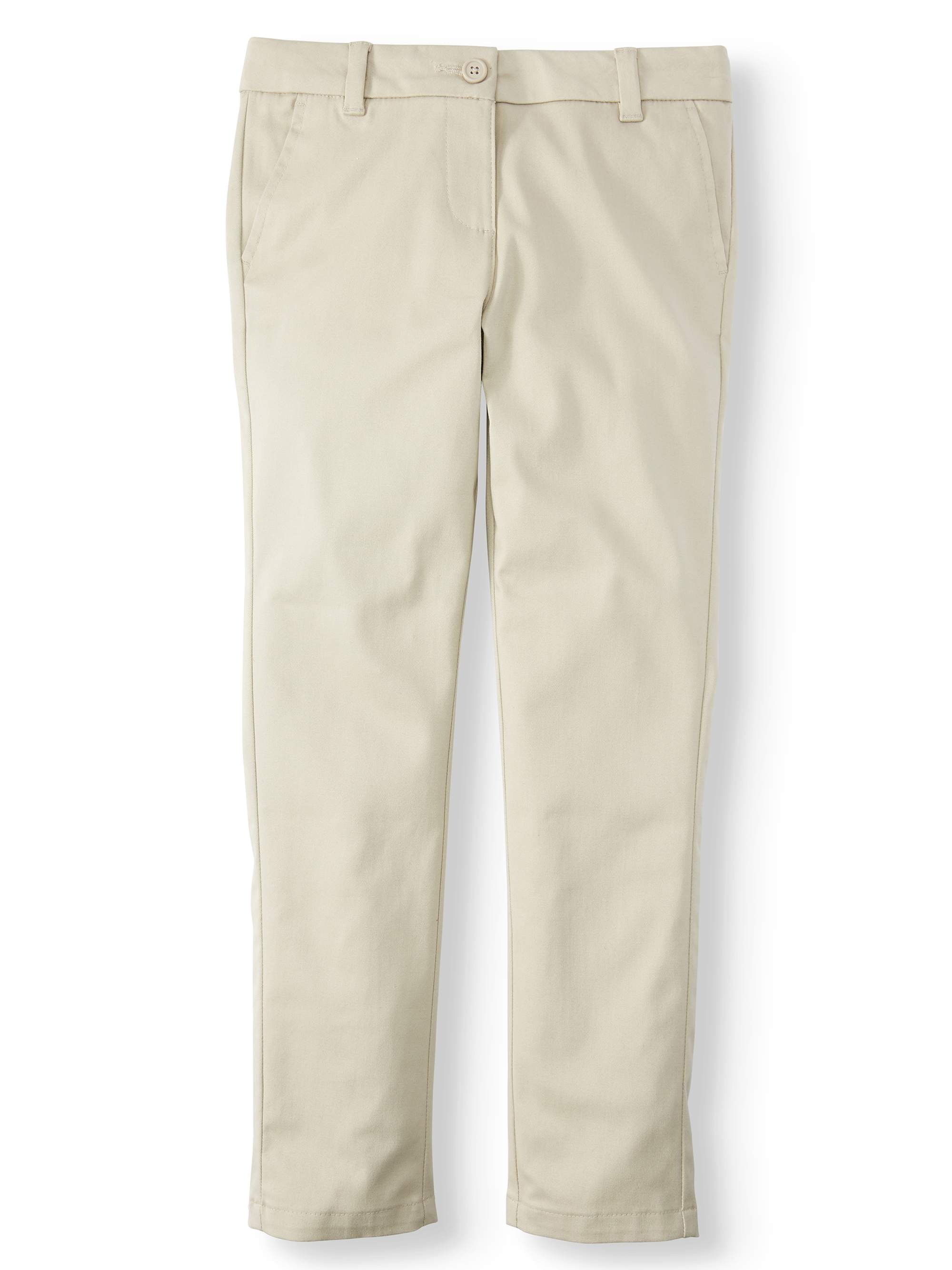 Girls jeans skinny trousers M /& S age 4 5 6 7 8 9 years stretch denim grey NEW