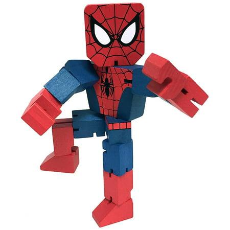 Spider-Man Wood Warriors 8