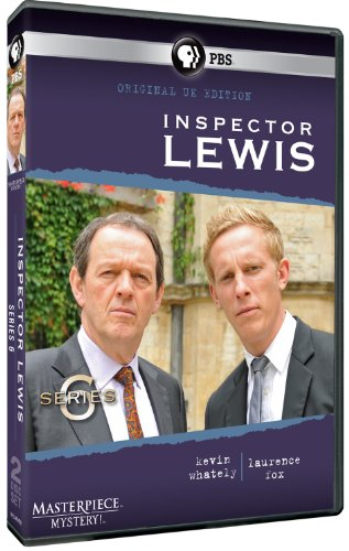 Masterpiece Mystery!: Inspector Lewis 6 (Original U.K. Edition) by PBS DIRECT