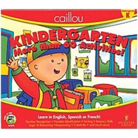 Get Cosmi 022787745172 Caillou Kindergarten – PC (Refurbished) Before Special Offer Ends
