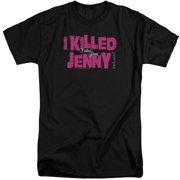 The L Word I Killed Jenny Mens Big and Tall Shirt