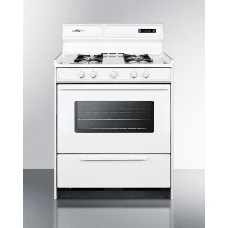 30' Double Oven Gas Range - Summit 30