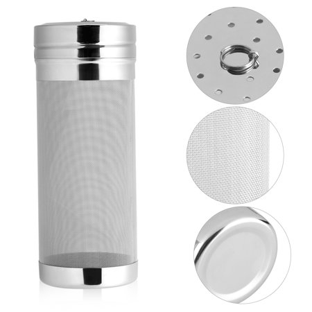 Filtre à bière en acier inoxydable de 300 microns pour trémie sèche de café maison - image 10 de 15