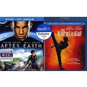 After Earth   The Karate Kid (2-Pack) (With INSTAWATCH) (Widescreen) by