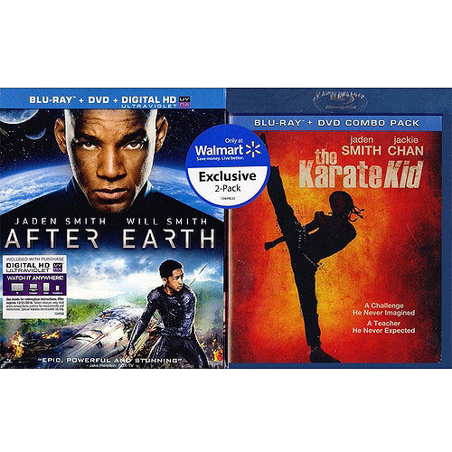 After Earth / The Karate Kid (2-Pack) (With INSTAWATCH) (Widescreen)