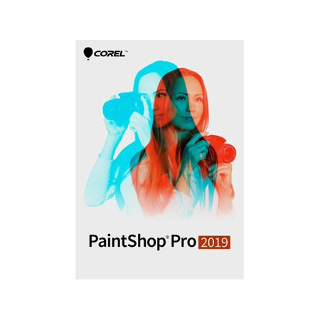 Corel PaintShop Pro 2019, Download