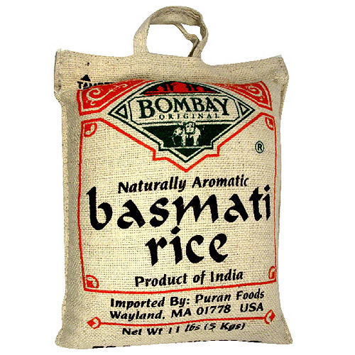 Bombay Original Basmati Rice, 10 lbs by Generic