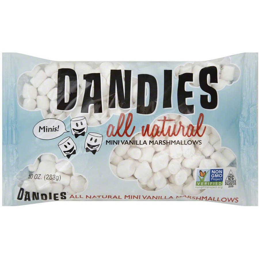 Dandies Mini Vegan Marshmallows