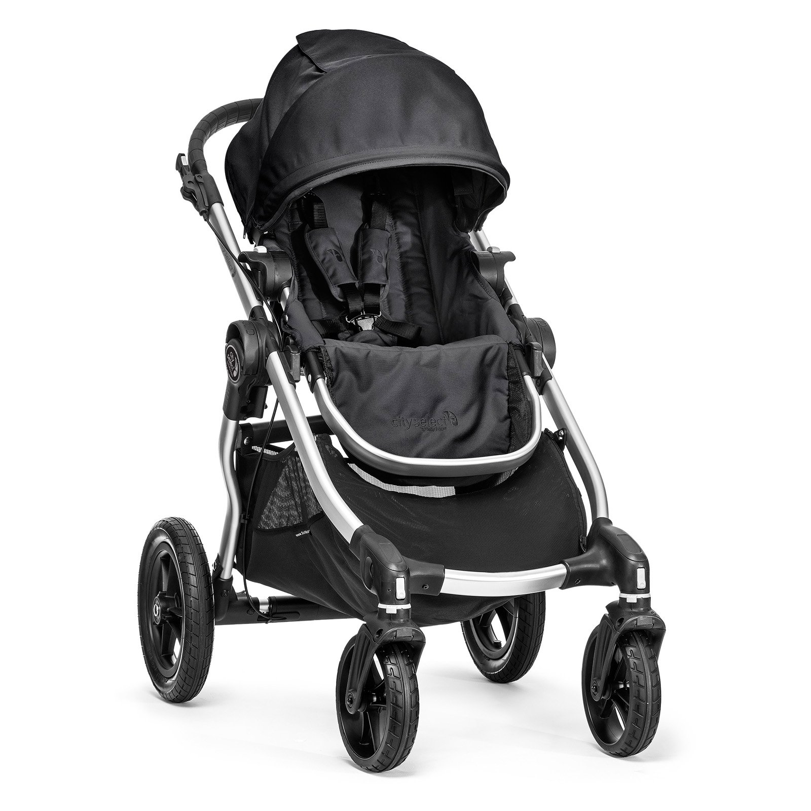 Baby Jogger 2016 City Select Single Stroller- Onyx