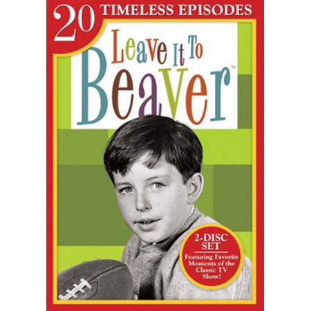 Leave It To Beaver: 20 Timeless Episodes (DVD) - Halloween Episodes Tv Shows