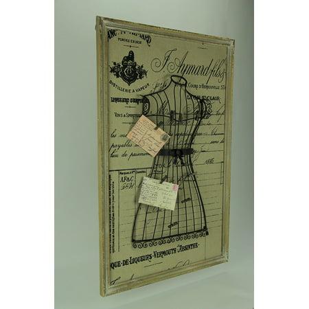 Vintage Dress From Wood Wall Art Sculpture Walmart Canada