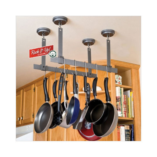 Rack It Up Ceiling Bars Pot Rack