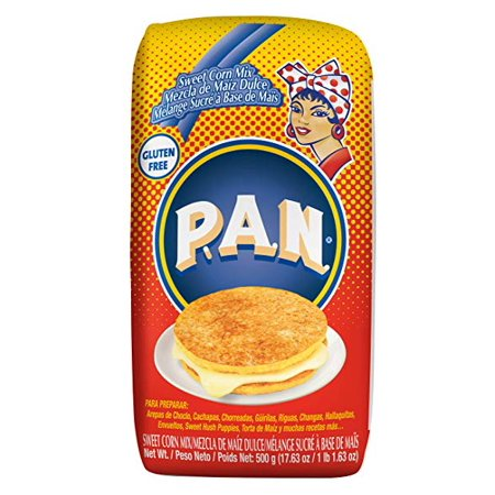 P.A.N. Precooked Sweet Corn Meal 17.6