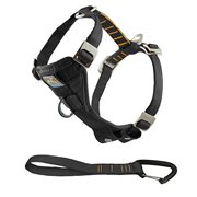 Kurgo Tru-Fit Crash Tested Dog Harness, Black, Medium