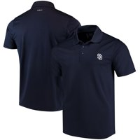 San Diego Padres CBUK by Cutter & Buck DryTec Fairwood Polo - Navy