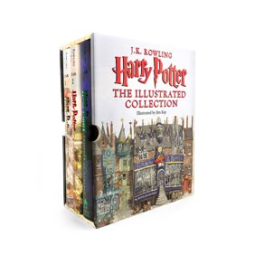 Harry Potter Paperback Boxed Set Books 1 7