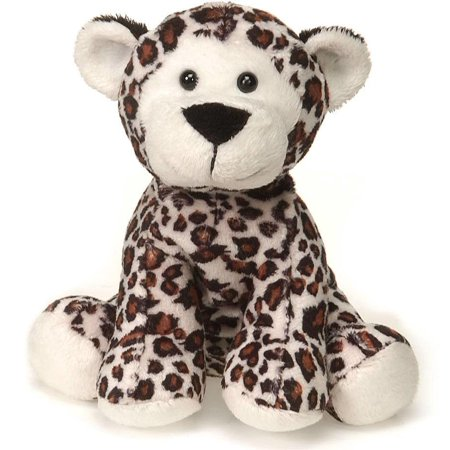 Fiesta - Lil' Buddies 9 Inch Snow Leopard Plush (Personalized Snow Buddies)