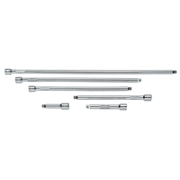"Socket Extension Set 6 Pc 1/4"" Dr"