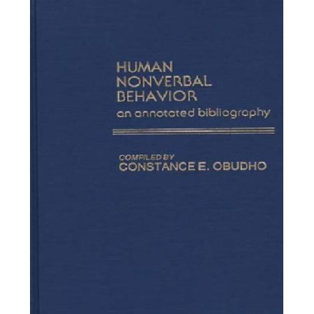 Human Nonverbal Behavior - image 1 of 1