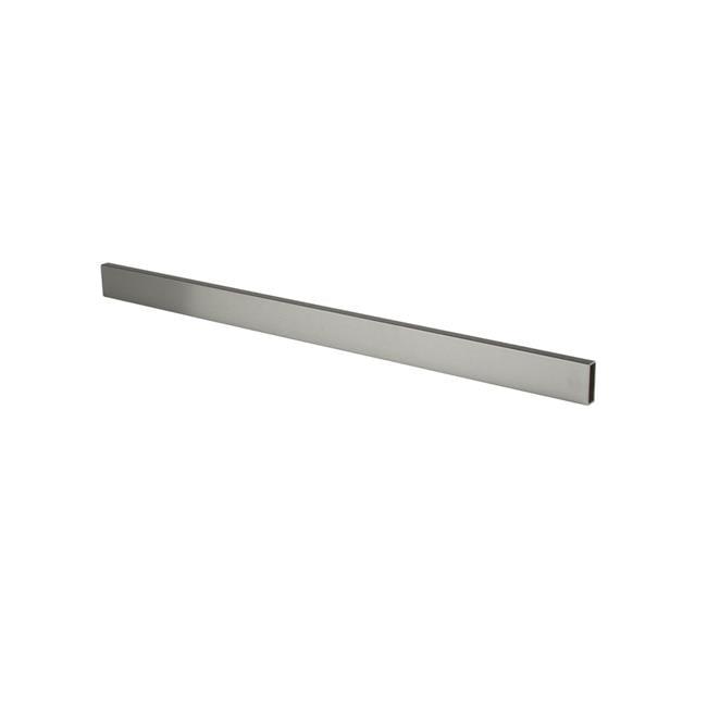 Pack of 25 3 Econoco Blade Bracket for 1//2 x 1-1//2 Rectangular Tubing Black