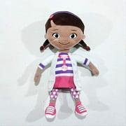 N/D Soft Toys doc McStuffins Plush Soft Dottie Girl Doll for Children & Kids & Baby Gift 32cm