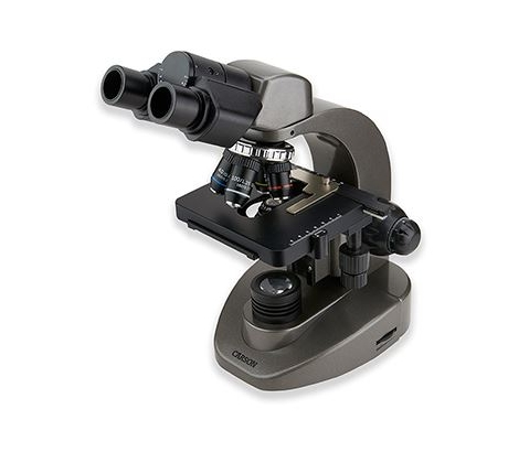 Carson 40x-1600x Table-Top Microscope w/Universal Smartph...