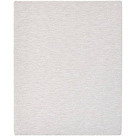 Grey Sand (ALEKO 10 Pieces 60 Grit Sandpaper Sheets, 4.5