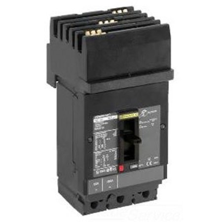 Square D HJA36100 3 Pole 100 Amp 600v Circuit Breaker HJ (Square D 30 Amp Double Pole Breaker)