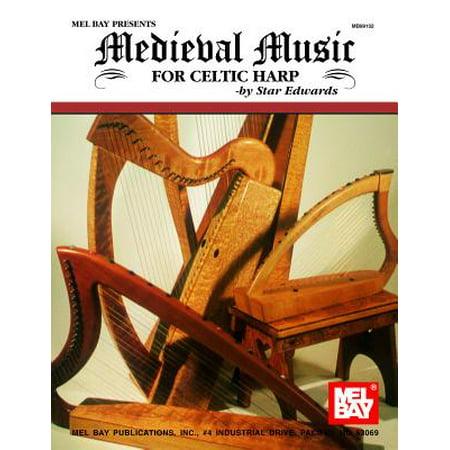 - Medieval Music for Celtic Harp