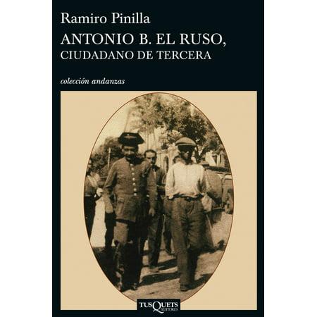 Antonio B. el Ruso, ciudadano de tercera - eBook](B Antonio Hair Supply)