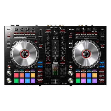 Pioneer DJ DDJ-SR2 Portable 2-Channel Controller for Serato