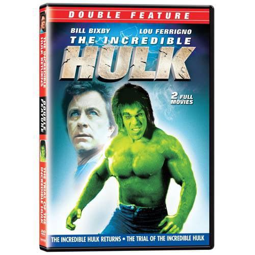The Incredible Hulk Returns / The Trial Of The Incredible Hulk (Full Frame)