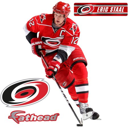 Fathead Carolina Hurricanes Eric Staal Teammate Player by