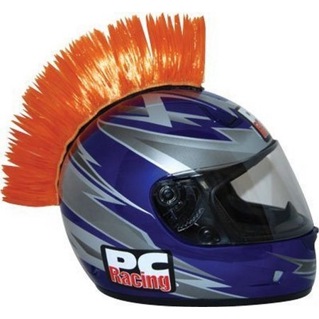 Pcracing Pchmorange Helmet Mohawk  Orange   Pchmorange