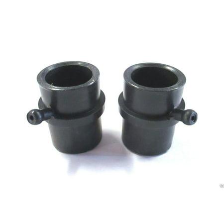 - 2 Pack Genuine MTD 741-0990B Flange Bearing For Bolens Craftsman Troy-Bilt White