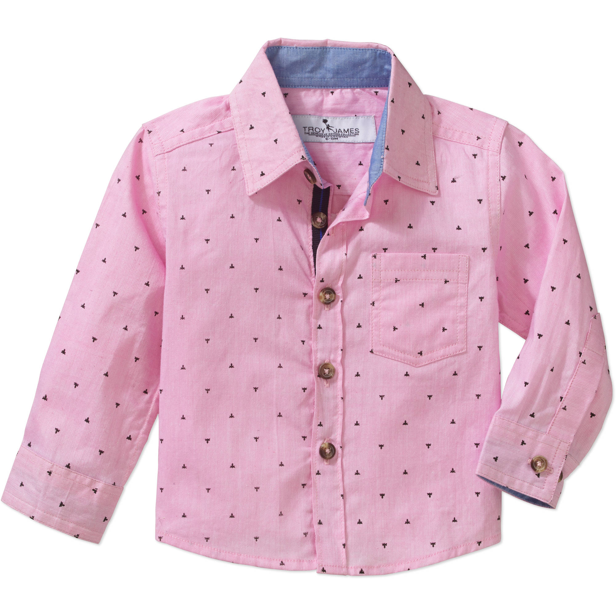 Genevieve Goings Collection by Troy James Toddler Boys' Pink ...