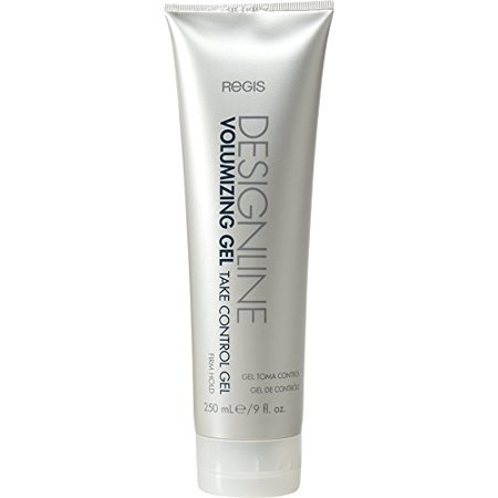 Volumizing Gel Take Control Gel, 9 oz. - DESIGNLINE - Heat Activated Formula Delivers Body, Volume and Bounce with a Shiny and Silky Finish, Extends the Life of Blowouts (Massaud Volume Control)
