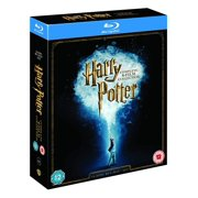 Harry Potter: The Complete 8-Film Collection (International Region-Free Blu-ray)