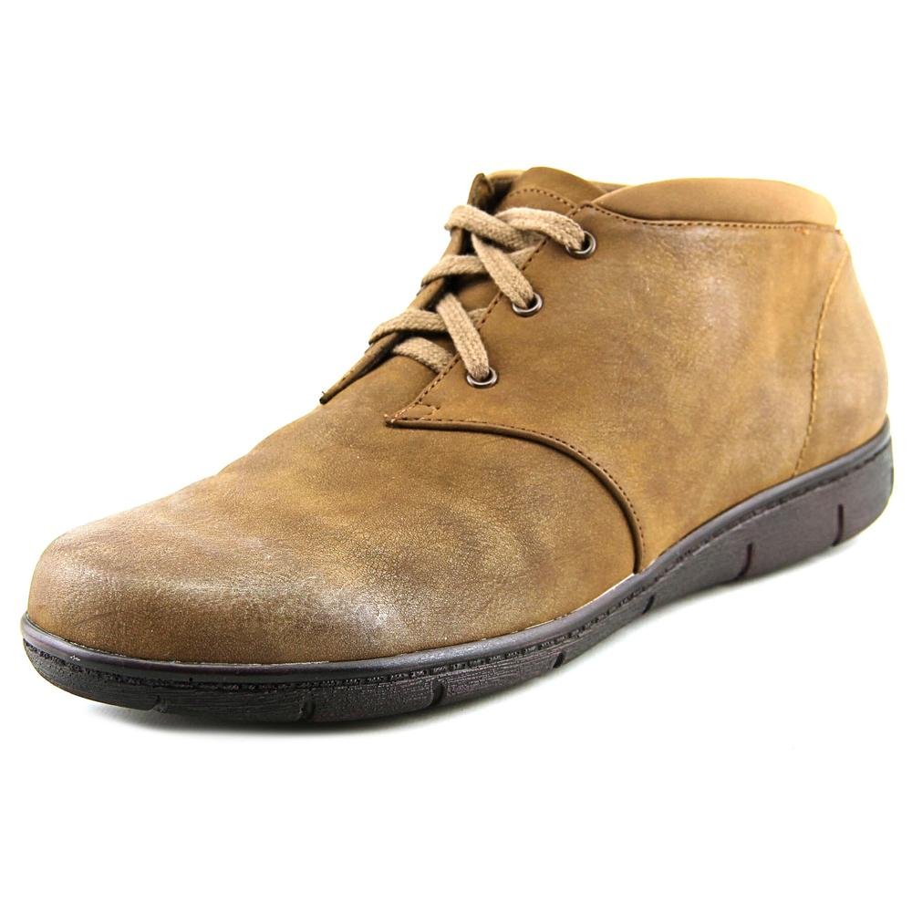 Easy Street Nomad W Round Toe Synthetic Chukka Boot by Easy Street