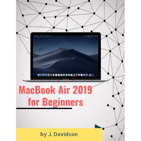 MacBook Air 2019 for Beginners - eBook (Best Iron Set For Beginners 2019)