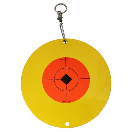 Birchwood Casey 47122 World Of Targets Shoot-n-spin Spinners [.22 Caliber Rimfire And