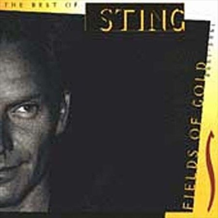 FIELDS OF GOLD: THE BEST OF STING 1984-1994 [UK] (Best Denture Fixative Uk)