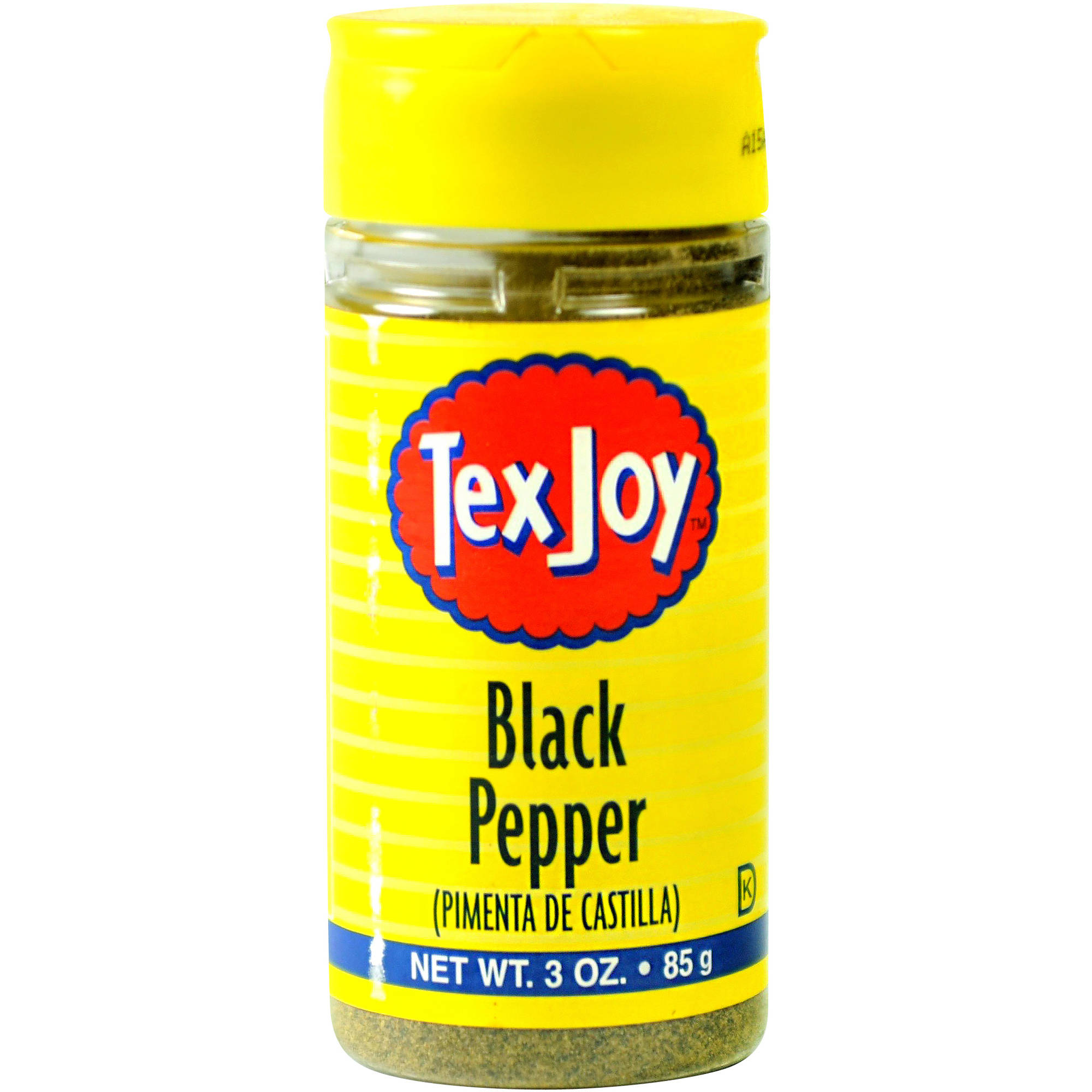 TexJoy Black Pepper, 3 oz