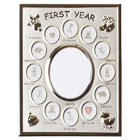 Malden Baby's 1st Year Picture Frame