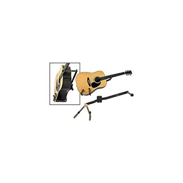 String Swing Horizontal Guitar Holder for Wide Bodied Instruments by