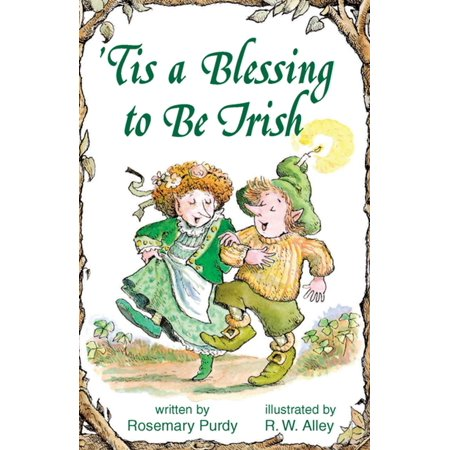 'Tis a Blessing to Be Irish - eBook