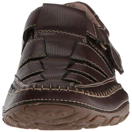 56f47c0505b0 GBX Mens Sentaur Closed Toe Fisherman Sandals - image 1 of ...