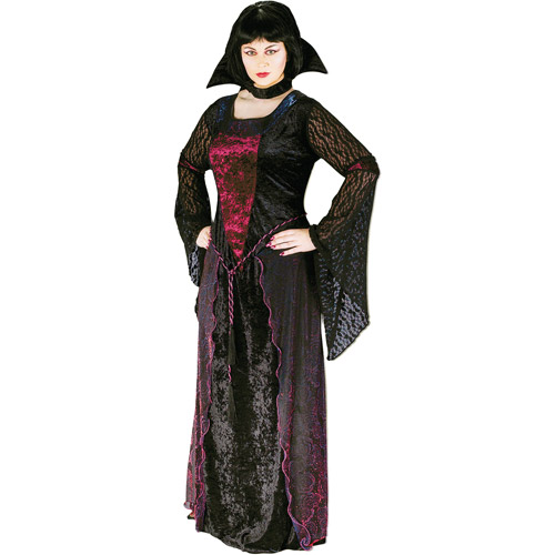 Vamptessa Adult Plus Halloween Costume, Size: 16W-20W - One Size